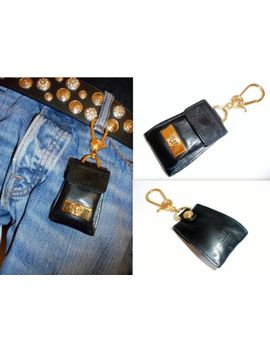 Gianni Versace Medusa Head Belt Coin Bag Vintage 1993 Miami Collection Unu<Wbr>Sed by Gianni Versace