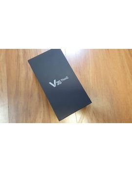Inbox New Lg V35 Thin Q V350 A 64 Gb   (At&T) Gsm Global Unlocked. Black by Lg