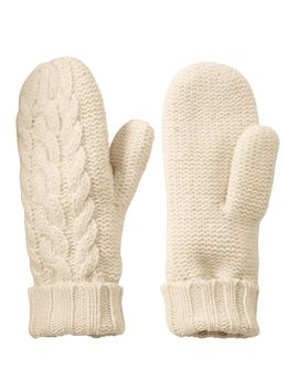 Women's Heritage Wool Mittens by L.L.Bean