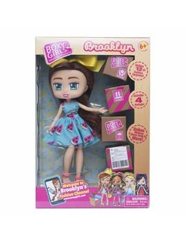 Boxy Girls Brooklyn 8 Inch Doll With 4 Surprise Packages by Boxy Girls