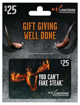 Long Horn Steakhouse Gift Card by Long Horn Steakhouse