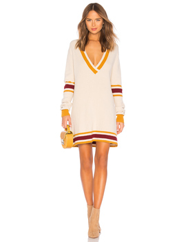 Ivy League Sweater Dress by For Love & Lemons
