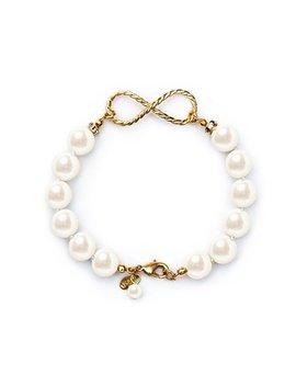 Forever Pearl Bracelet by Kiel James Patrick