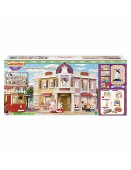 Calico Critters Town Grand Department Store Gift Set by Calico Critters