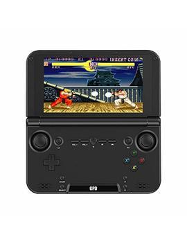 "Gpd Xd Plus [2018 Update] Portable Gaming Handheld 5"" Touchscreen Android 7 Nougat Mediatek Mt8176 Quad Core Cpu Gx6250 Gpu, 4 Gb Ram, 32 Gb Rom, 6000m Ah Battery by Gpd"