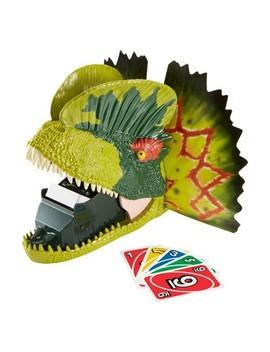 Uno Attack Jurassic World Card Game by Uno