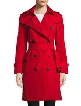Amberford Trench Coat by Burberry