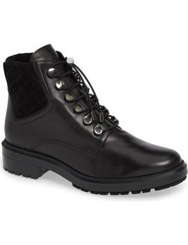 Linda Combat Boot by Aquatalia