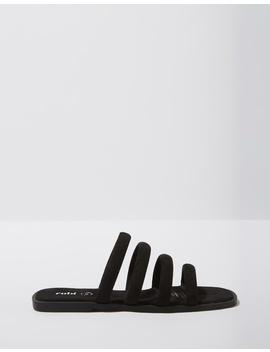 Chloe Strappy Sandals by Rubi