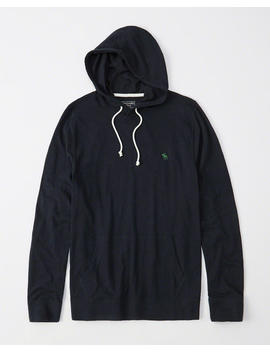 Lightweight Icon Hooded Tee by Abercrombie & Fitch