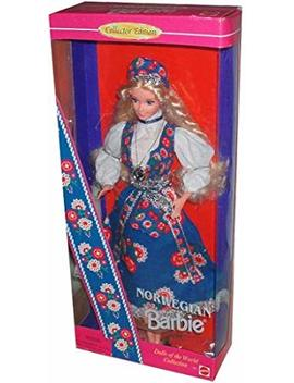Norwegian Barbie Dolls Of The World Collection by Barbie