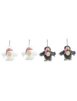 4ct Toymaker Yeti Christmas Ornament Set   Wondershop™ by Wondershop