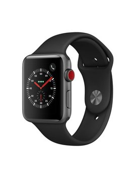 Apple Watch Series 3   Gps+Cellular   42mm   Sport Band   Aluminum Case by Apple