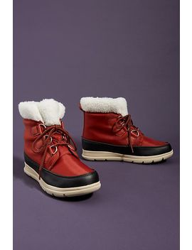 Sorel Explorer Carnival Boots by Anthropologie