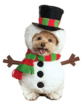 Rubie's Snowman Pet Costume  by Rubie's