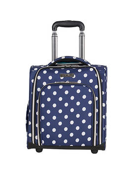 """Albany Park 16"""" 2 Wheel Underseater Carry On Luggage by Heritage"""