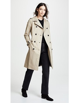 Felicia Trench Coat by Mackage