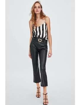 Alles Anzeigen Hosen Damen by Zara