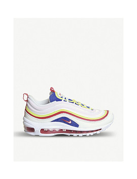 Air Max 97 Leather Sneakers by Nike
