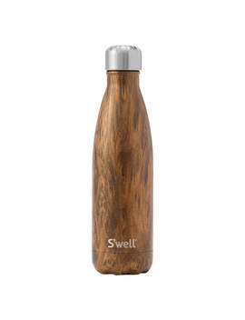 S'well Teakwood Drinking Bottle, 500ml by S'well