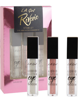 Reverie Collection Starlight 3 Pc Liquid Glitter Eyeshadow Set by L.A. Girl