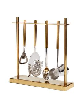 Nordstrom 5 Piece Stainless Steel Bar Tool Set by Nordstrom At Home
