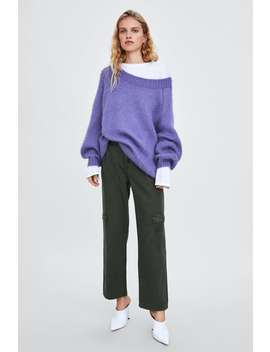 Cargo Trousers  View All Trousers Woman by Zara