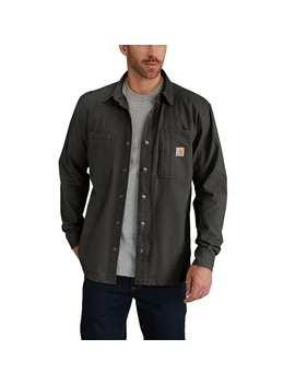 rugged-flex-rigby-shirt-jac_fleece-lined by carhartt