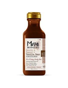 Maui Moisture Smooth & Repair + Vanilla Bean Conditioner, 13 Ounce by Maui Moisture