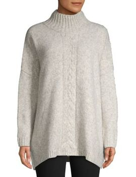 Ora Cable Knit Sweater by French Connection