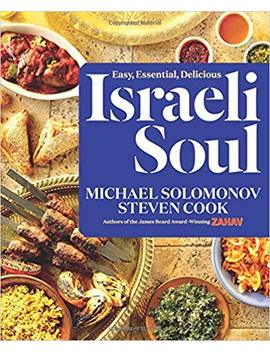 Israeli Soul: Easy, Essential, Delicious by Amazon