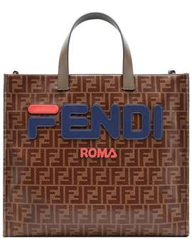 Fendi Mania Shopping S Bag by Fendi