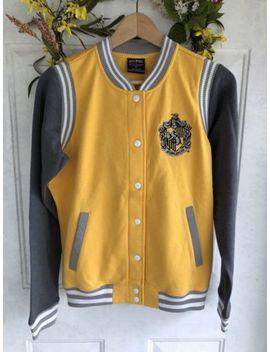 Harry Potter Hufflepuff Juniors Sweatshirt Size M by Harry Potter