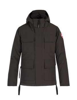 Maitland Hooded Down Parka by Canada Goose