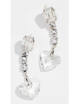 Boucle Oreille True Love Earrings by Isabel Marant