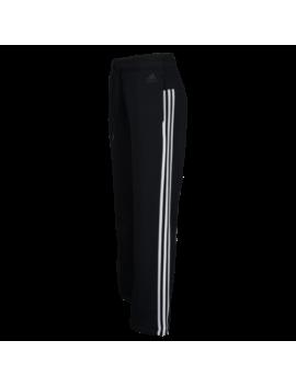 Adidas Athletics 3 Stripes Cotton Open Hem Pants by Foot Locker