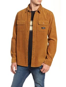 Campbell Corduroy Shirt by Rvca