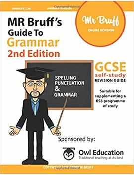 Mr Bruff's Guide To Grammar by Kerry Lewis