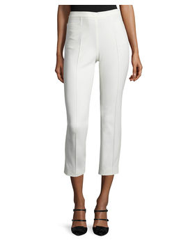 Franca Elements Slim Leg Ankle Pants by Akris Punto
