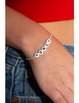 Honey Bracelet by Brandy Melville