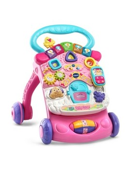 V Tech Stroll And Discover Activity Walker   Pink by V Tech
