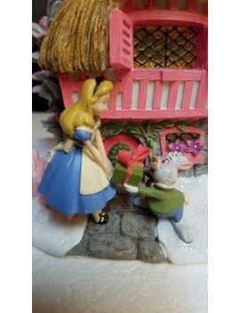 Alice In Wonderland Christmas House by Ebay Seller