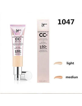 2018 New It Cosmetics Your Skin But Better Cc Cream Spf 50+1.08 Oz/32m L by Unbranded