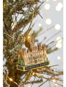Decorate With Drama Downton Abbey Ornament by Modcloth