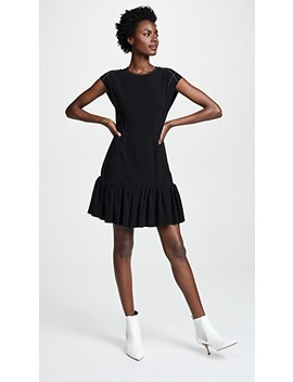 Ruffle Hem Dress by Derek Lam 10 Crosby