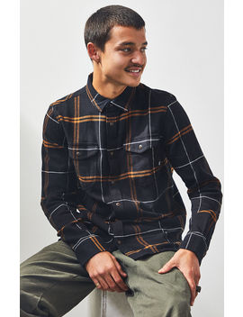 Vans Wayland Iii Plaid Flannel Shirt by Pacsun