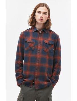 Vans Monterey Plaid Flannel Shirt by Pacsun