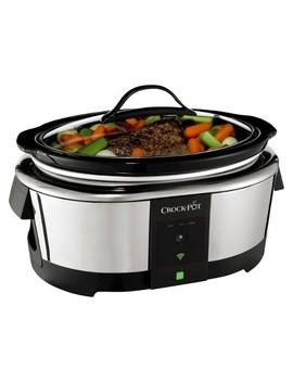 Crock Pot® 6 Qt. Slow Cooker With We Mo® Technology   Sccpwn600 V1 by Crock Pot
