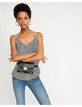 Double Chain Belt Bag by Express