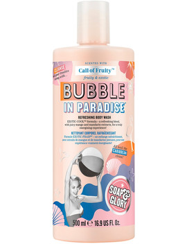 Call Of Fruity Bubble In Paradise Body Wash by Soap & Glory
